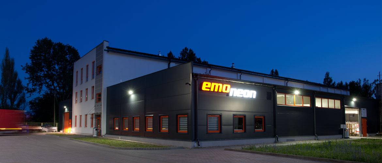 Firma Emo Neon
